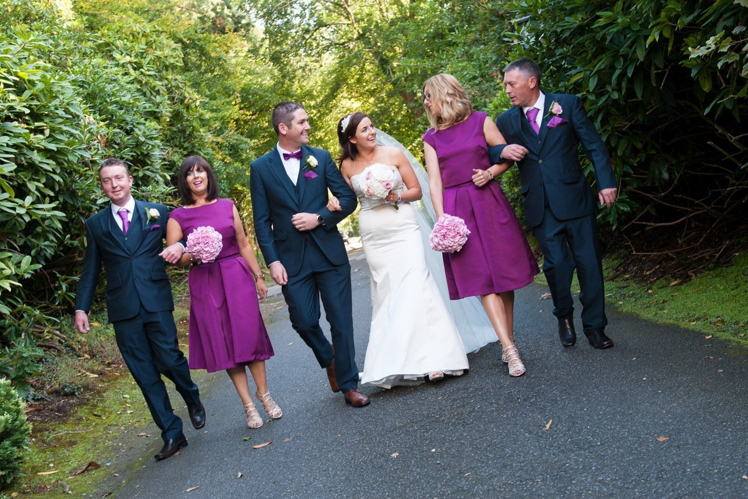 Wedding Photographer Waterford Castle