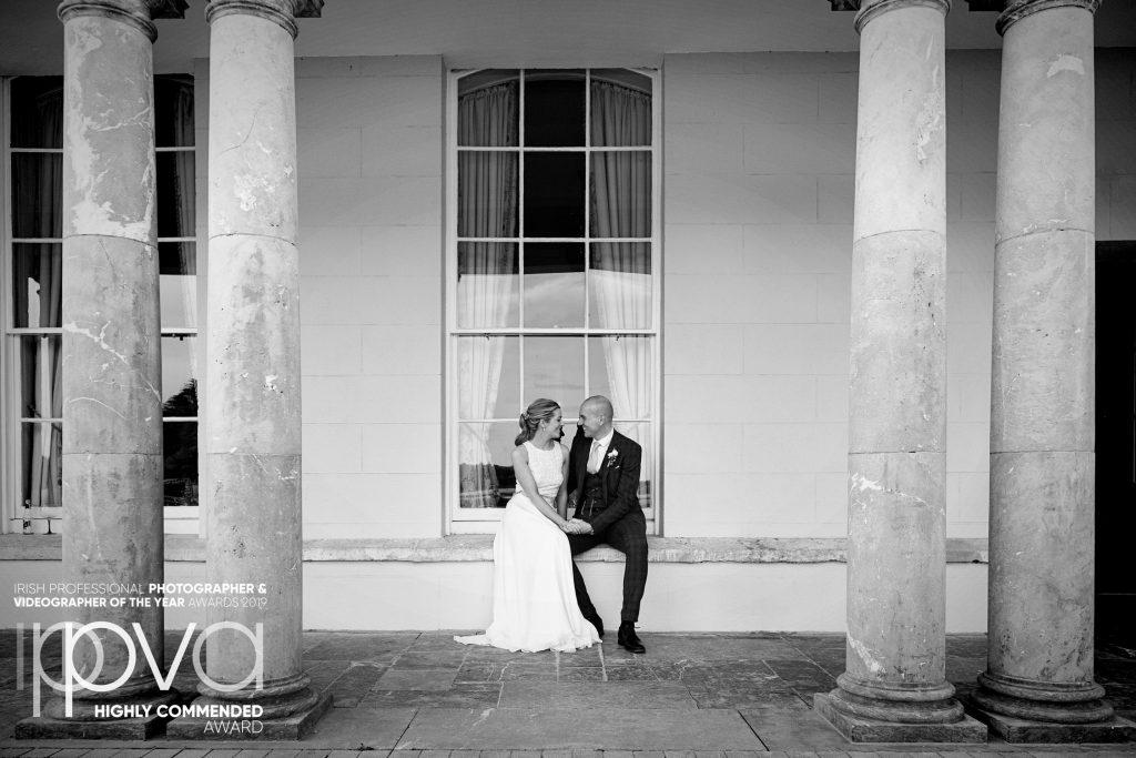 Reportage Award-winning Castlemartyr Wedding Photographer Cork