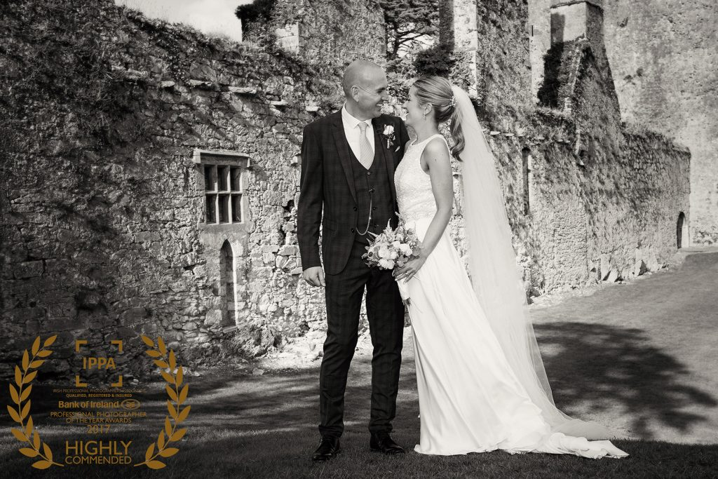 Award-winning Castlemartyr Wedding Photographer Cork