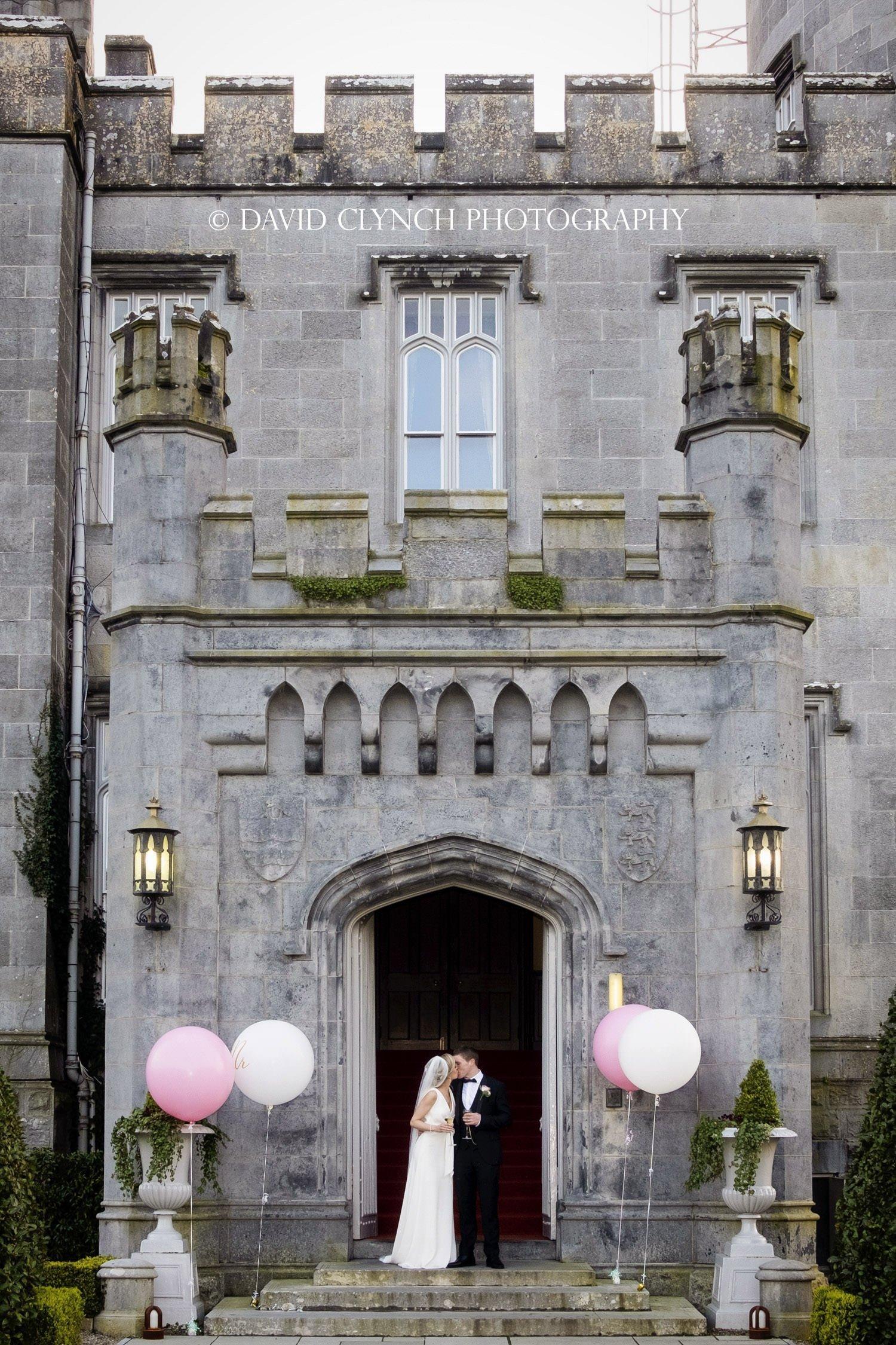 Wedding Photography Dromoland Castle Clare Ireland
