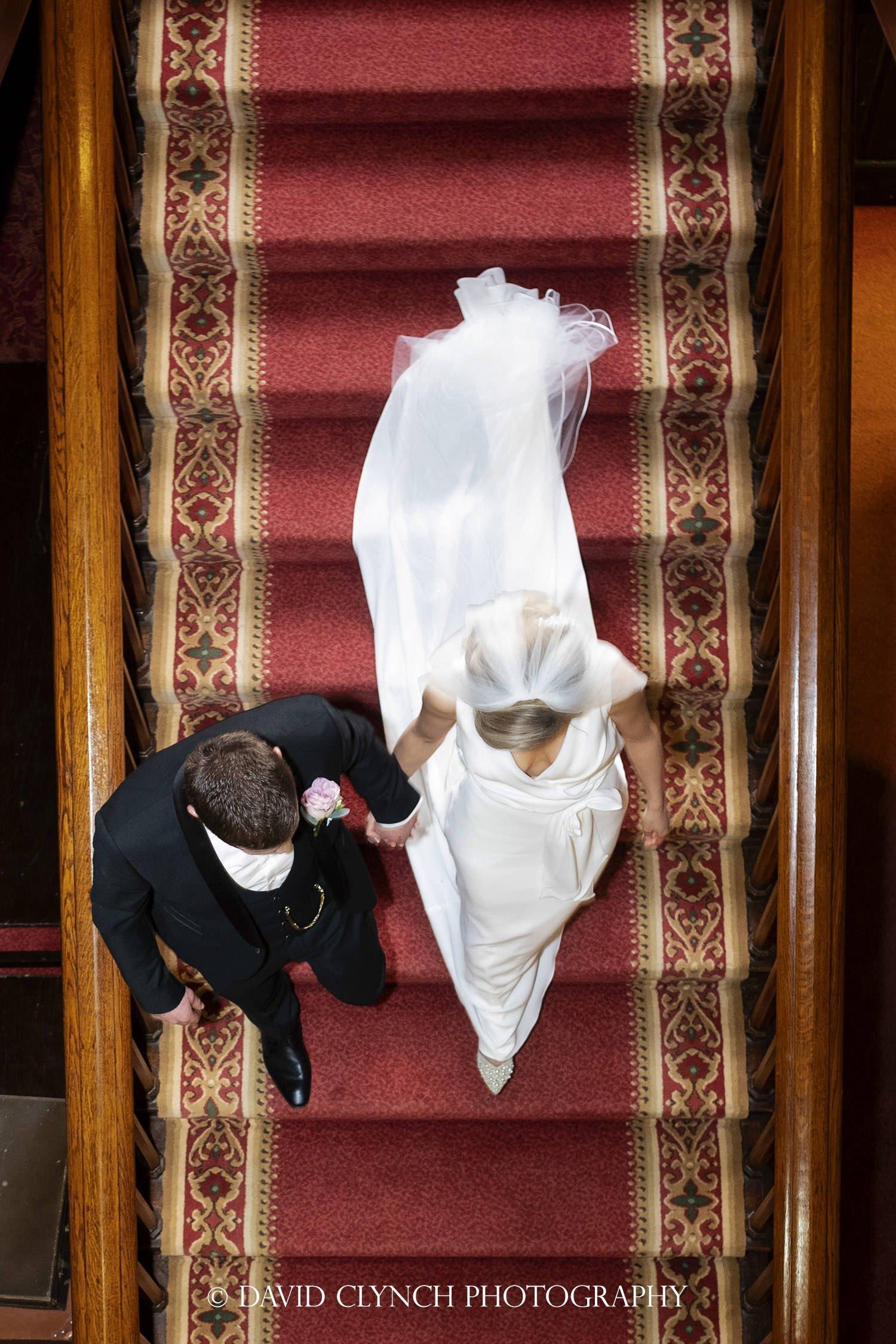 Dromoland Castle Hotel Wedding Photographer