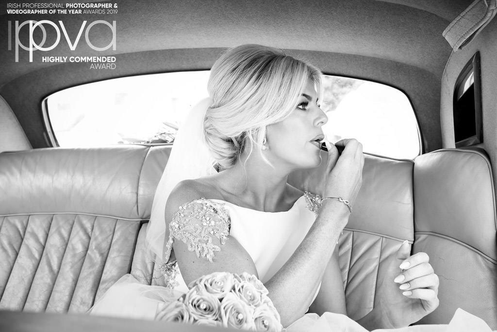 award-winning wedding photographer waterford