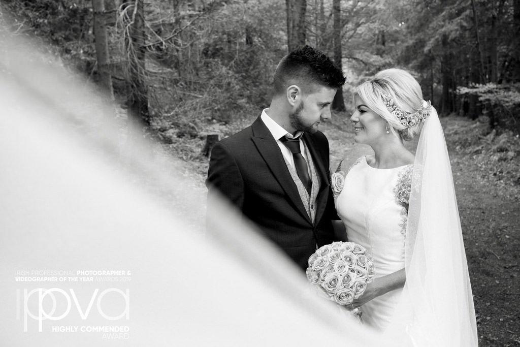 award-winning dungarvan wedding photographer