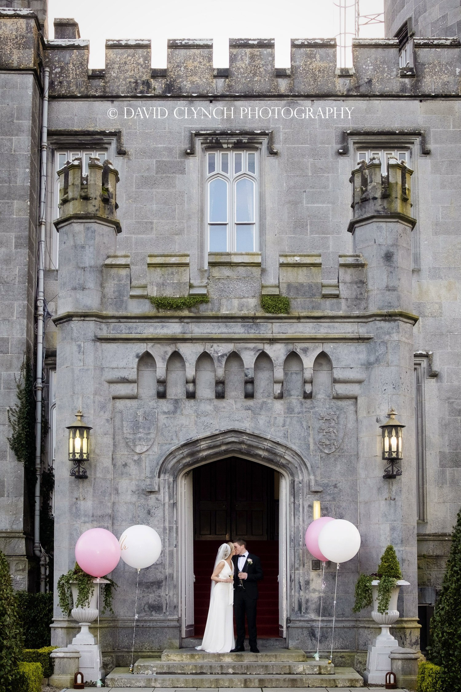 Wedding Photography Dromoland Castle Clare Ireland