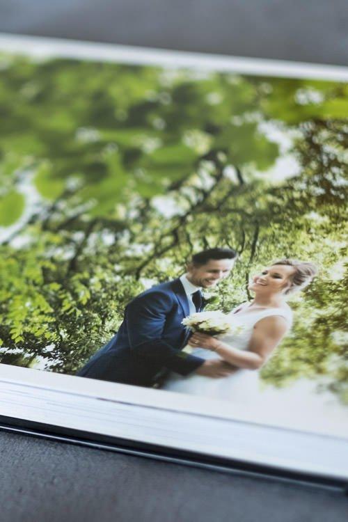 Wedding Album David Clynch Photography