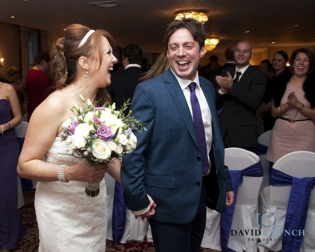 Fun Wedding Photographer Waterford Ireland